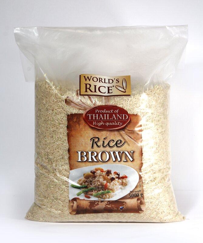 рис натурал 5кг